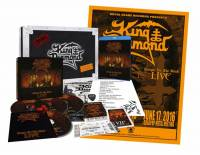 KING DIAMOND - SONGS FOR THE DEAD (2CD + 2DVD + BLU-RAY BOX SET)