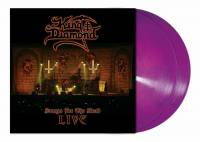 KING DIAMOND - SONGS FOR THE DEAD LIVE (PINK/BLUE MARBLED vinyl 2LP)