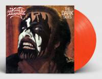 "KING DIAMOND - THE DARK SIDES (12"" RED ORANGE WHITE MARBLED vinyl EP"