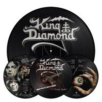 KING DIAMOND - THE PUPPET MASTER (PICTURE DISC 2LP)
