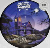 KING DIAMOND - THEM (PICTURE DISC LP)