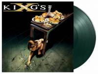 KING'S X - KING'S (GREEN vinyl LP)
