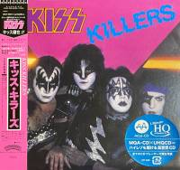 KISS - KILLERS (HI-RES CD, MINI LP)