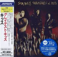 KISS - SMASHES, THRASHES & HITS (HI-RES CD, MINI LP)