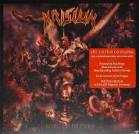 KRISIUN - FORGED IN FURY (CD)