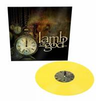 LAMB OF GOD - LAMB OF GOD (YELLOW vinyl LP)