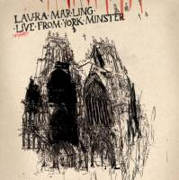LAURA MARLING - LIVE FROM YORK MINSTER (CLEAR vinyl 2LP)