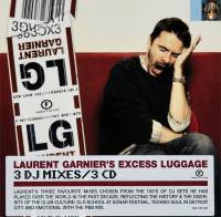 LAURENT GARNIER - EXCESS LUGGAGE (3CD)