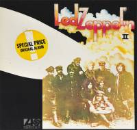 LED ZEPPELIN - II (LP)