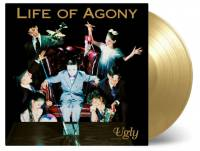 LIFE OF AGONY - UGLY (GOLD vinyl LP)