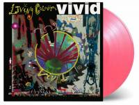 LIVING COLOUR - VIVID (PINK vinyl LP)
