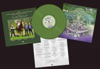 LORD FIST - WILDERNESS OF HEARTS (OLIVE GREEN vinyl LP)