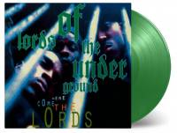 LORDS OF THE UNDERGROUND - HERE COME THE LORDS (GREEN vinyl 2LP)