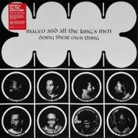 MACEO AND ALL THE KING'S MEN - DOING THEIR OWN THING (LP)