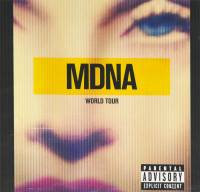 MADONNA - MDNA WORLD TOUR (2CD)