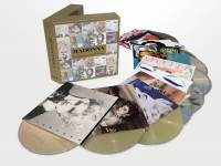 MADONNA - THE COMPLETE STUDIO ALBUMS (1983-2008) (11CD BOX SET)