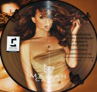 MARIAH CAREY - BUTTERFLY (PICTURE DISC LP)