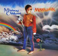 MARILLION - MISPLACED CHIDHOOD (LP)