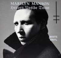 MARILYN MANSON - HEAVEN UPSIDE DOWN (WHITE vinyl LP)