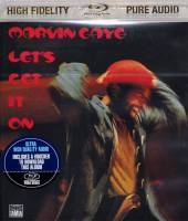 MARVIN GAYE - LET'S GET IT ON (BLU-RAY AUDIO)