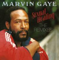 MARVIN GAYE - SEXUAL HEALING: THE REMIXES (RED vinyl LP)