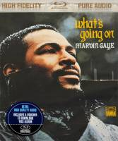 MARVIN GAYE - WHAT'S GOING ON (BLU-RAY AUDIO)