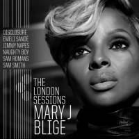 MARY J. BLIGE - THE LONDON SESSIONS (CD)