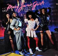 MARY JANE GIRLS - MARY JANE GIRLS (LP)