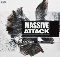MASSIVE ATTACK - LIVE IN BELGIUM 1998 (2CD)