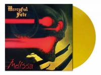 MERCYFUL FATE - MELISSA (GOLDEN YELLOW MARBLED vinyl LP)