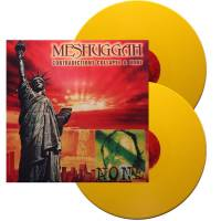 MESHUGGAH - CONTRADICTIONS COLLAPSE & NONE (YELLOW vinyl 2LP)