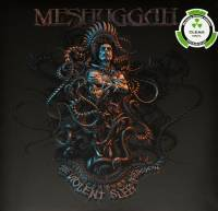 MESHUGGAH - THE VIOLENT SLEEP OF REASON (CLEAR vinyl 2LP)