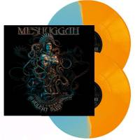 MESHUGGAH - THE VIOLENT SLEEP OF REASON (BI-COLOURED vinyl 2LP)
