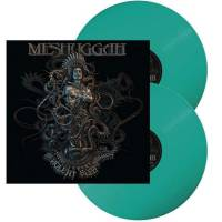 MESHUGGAH - THE VIOLENT SLEEP OF REASON (GREEN vinyl 2LP)