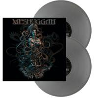 MESHUGGAH - THE VIOLENT SLEEP OF REASON (SILVER vinyl 2LP)