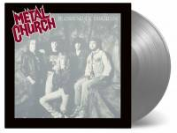 METAL CHURCH - BLESSING IN DISGUISE (SILVER vinyl LP)