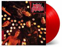 METAL CHURCH - HUMAN FACTOR (RED vinyl LP)