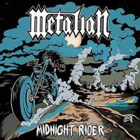 METALIAN - MIDNIGHT RIDER (BONE vinyl LP)