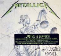 METALLICA - ...AND JUSTICE FOR ALL (3CD)