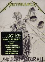 METALLICA - ...AND JUSTICE FOR ALL (CASSETTE)