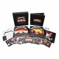METALLICA - MASTER OF PUPPETS (3LP + 10CD + 2DVD + MC BOX SET)