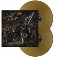 MICHAEL SCHENKER FEST - REVELATION (GOLD vinyl 2LP)