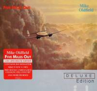 MIKE OLDFIELD - FIVE MILES OUT (2CD + DVD)