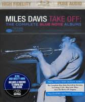 MILES DAVIS - TAKE OFF: THE COMPLETE BLUE NOTE ALBUMS (BLU-RAY AUDIO)