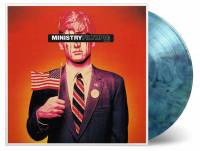 MINISTRY - FILTH PIG (BLUE MARBLED vinyl LP)