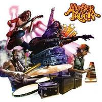 MONSTER TRUCK - TRUE ROCKERS (GOLD vinyl LP)