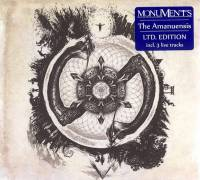MONUMENTS - THE AMANUENSIS (CD)