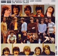 THE MOODY BLUES - IN SEARCH OF THE LOST CHORD (LP)