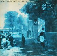 MOODY BLUES - LONG DISTANCE VOYAGER (LP)