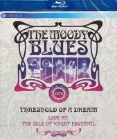 MOODY BLUES - THRESHOLD OF A DREAM: LIVE AT THE ISLE OF WIGHT (BLU-RAY)